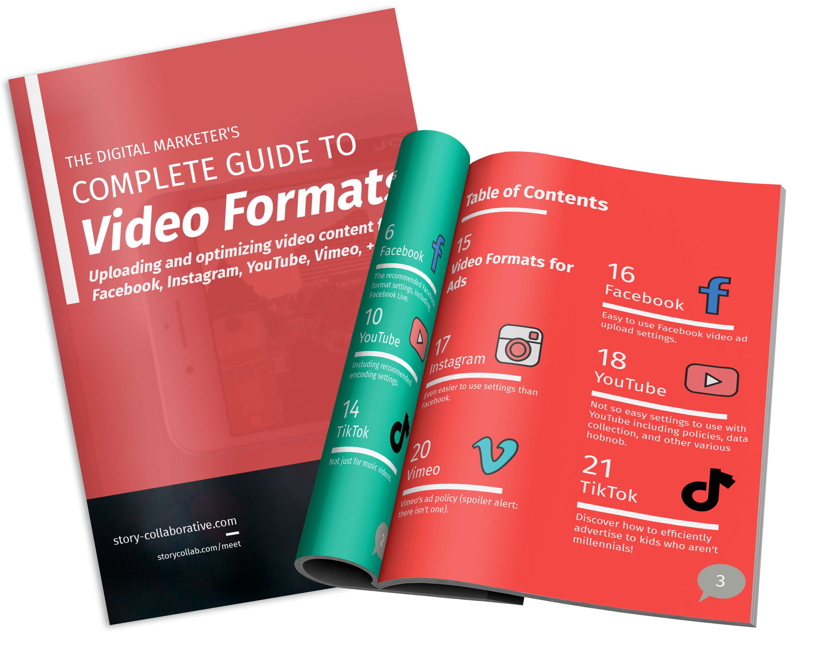 digital marketers guide to video formats